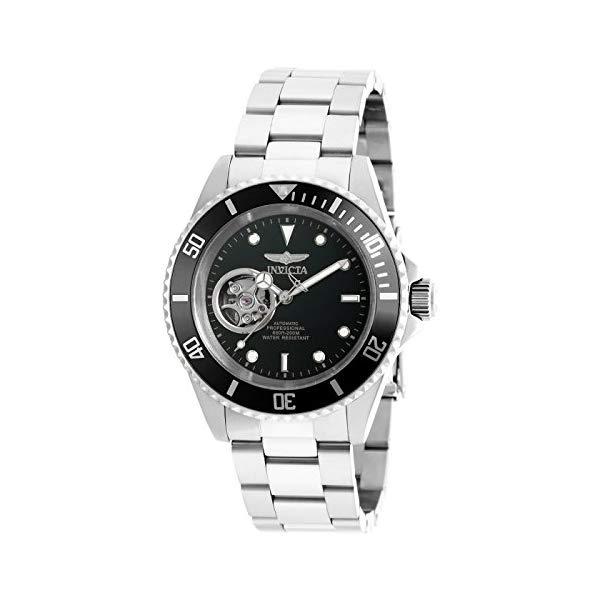 インビクタ 腕時計 INVICTA インヴィクタ 時計 プロダイバー Invicta Men's 'Pro Diver' Stainless Steel Automatic Watch, Color Silver-Toned (Model: 20433)