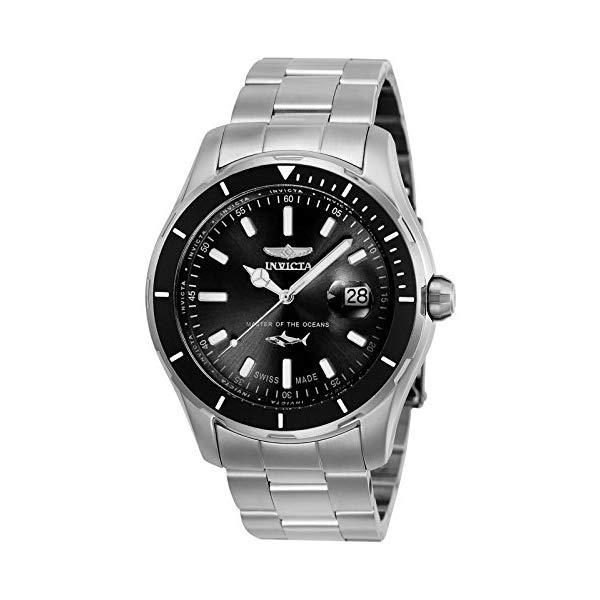 インビクタ 腕時計 INVICTA インヴィクタ 時計 プロダイバー Invicta Men's 'Pro Diver' Quartz Stainless Steel Casual Watch, Color Silver-Toned (Model: 25806)