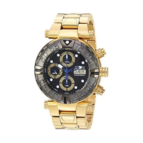 インビクタ 腕時計 INVICTA インヴィクタ 時計 サブアクア Invicta Men's 'Subaqua' Automatic Stainless Steel Casual Watch, Color Gold-Toned (Model: 23379)