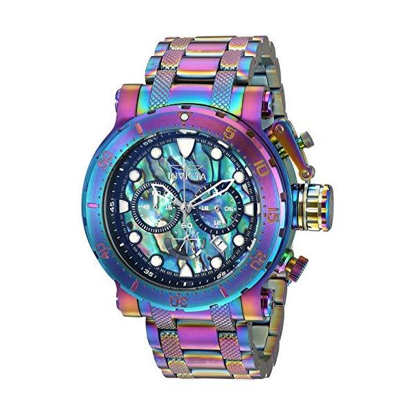 インビクタ 腕時計 INVICTA インヴィクタ 時計 フォース Invicta Men's 'Coalition Forces' Quartz Stainless Steel WatchMulti Color (Model: 26507)