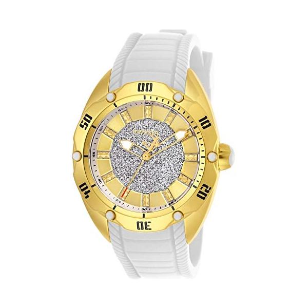 インビクタ 腕時計 ベノム INVICTA インヴィクタ 時計 レディース 女性用 Invicta Women's 26147 Venom Quartz 3 Hand Gold Dial Watch
