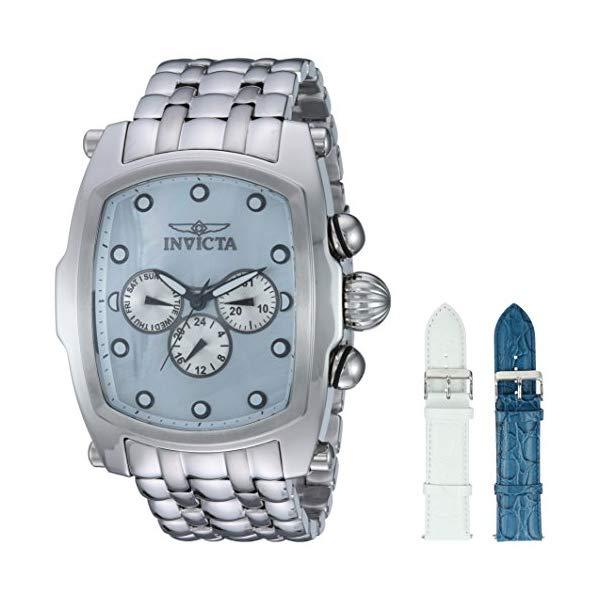 インビクタ 腕時計 INVICTA インヴィクタ 時計 ルーパー Invicta Men's 'Lupah' Quartz Stainless Steel Casual Watch, Color:Silver-Toned (Model: 23431)