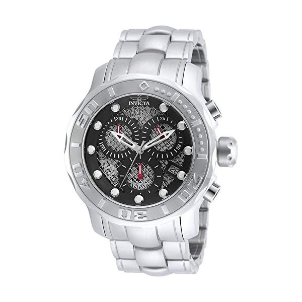 インビクタ 腕時計 INVICTA インヴィクタ 時計 プロダイバー Invicta Men's 'Pro Diver' Quartz Stainless Steel Casual Watch, Color Silver-Toned (Model: 90073)