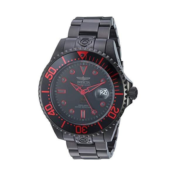 インビクタ 腕時計 INVICTA インヴィクタ 時計 プロダイバー Invicta Men's 'Pro Diver' Automatic Stainless Steel Casual Watch, Color:Black (Model: 21870)
