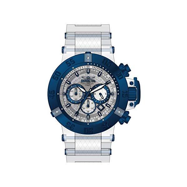 完売 インビクタ 腕時計 INVICTA 腕時計 インヴィクタ 時計 サブアクア Invicta Subaqua Watch Invicta Noma III Chronograph Transparent Dial Mens Watch 24363, シューズブティック ナナ:f93821a6 --- annhanco.com