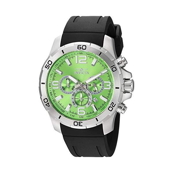 インビクタ 腕時計 INVICTA インヴィクタ 時計 プロダイバー Invicta Men's 'Pro Diver' Quartz Stainless Steel and Polyurethane Casual Watch, Color Black (Model: 24007)
