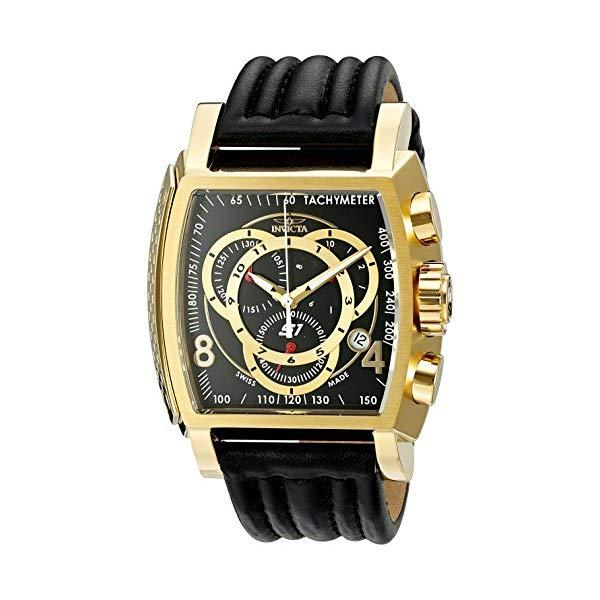 インビクタ 腕時計 INVICTA インヴィクタ 時計 エスワン ラリー Invicta Men's 20242 S1 Rally Analog Display Swiss Quartz Black Watch