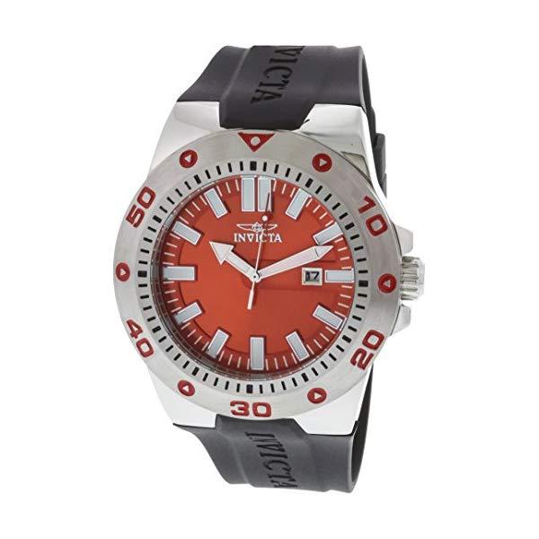 インビクタ 腕時計 INVICTA インヴィクタ 時計 プロダイバー Invicta Pro Diver Red Dial Mens Watch 25761