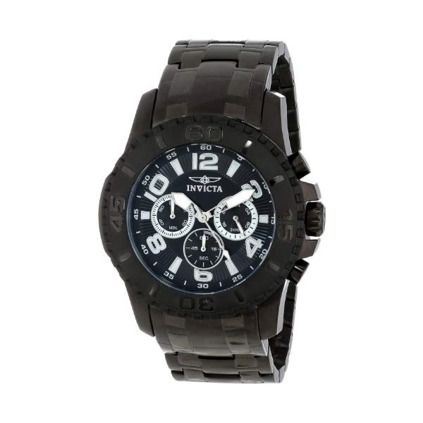 インビクタ 腕時計 INVICTA インヴィクタ 時計 プロダイバー Invicta Men's 15025 Pro Diver Analog Display Japanese Quartz Black Watch
