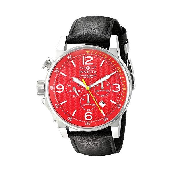 インビクタ 腕時計 INVICTA インヴィクタ 時計 フォース Invicta Men's 20133SYB I-Force Analog Display Quartz Black Watch
