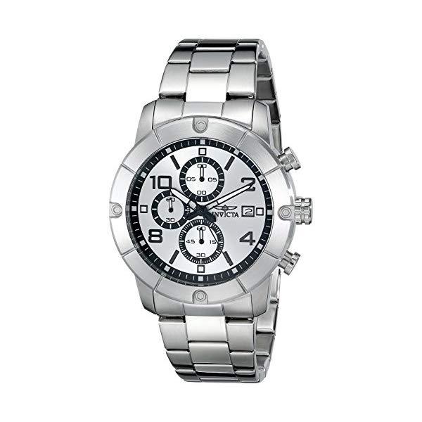 インビクタ 腕時計 INVICTA インヴィクタ 時計 スペシャリティ Invicta Men's 17764 Specialty Analog Display Japanese Quartz Silver Watch