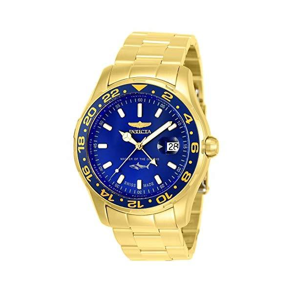 インビクタ 腕時計 INVICTA インヴィクタ 時計 プロダイバー Invicta Men's 'Pro Diver' Quartz Stainless Steel Casual Watch, Color:Gold-Toned (Model: 25823)