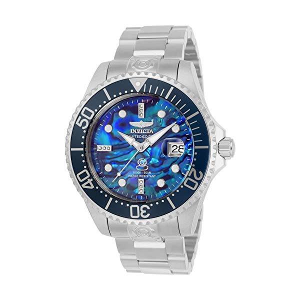 インビクタ 腕時計 INVICTA インヴィクタ 時計 プロダイバー Invicta Men's 'Pro Diver' Automatic Stainless Steel Diving Watch, Color:Silver-Toned (Model: 23983)