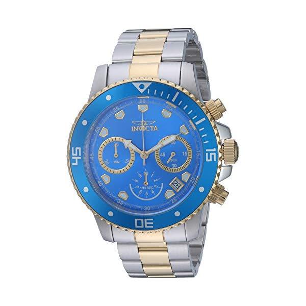インビクタ 腕時計 INVICTA インヴィクタ 時計 プロダイバー Invicta Men's 'Pro Diver' Quartz Stainless Steel Diving Watch, Color Two Tone (Model: 21892)