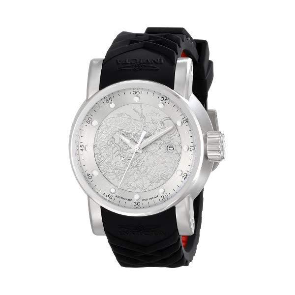 インビクタ 腕時計 INVICTA インヴィクタ 時計 エスワン ラリー Invicta Men's 15862 S1 Rally Analog Display Japanese Automatic Black Watch