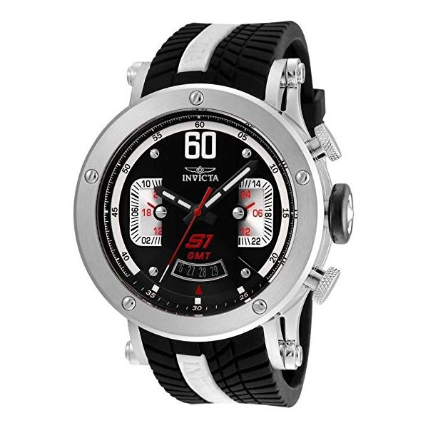 インビクタ 腕時計 INVICTA インヴィクタ 時計 エスワン ラリー Invicta Men's 24674 S1 Rally Quartz Multifunction Purple Dial Watch