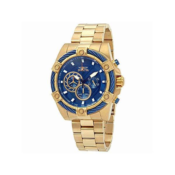 インビクタ 腕時計 INVICTA インヴィクタ 時計 ボルト Invicta Bolt Chronograph Blue Dial Mens Watch 25516