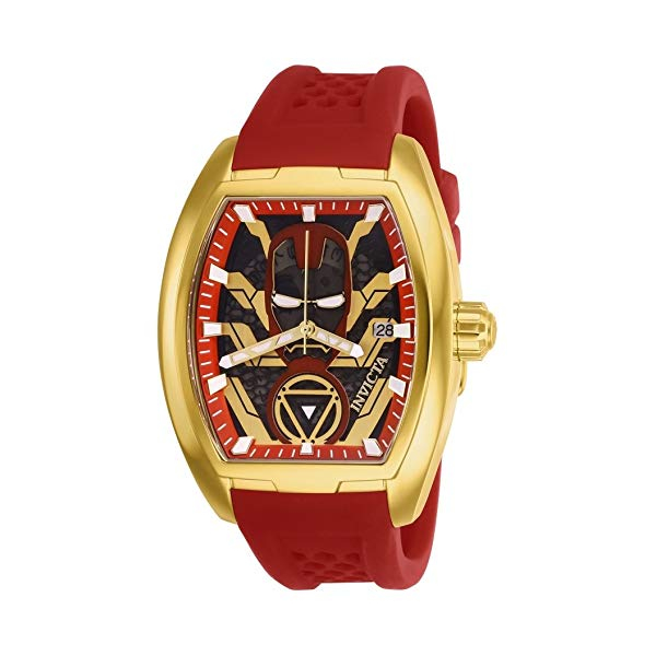 インビクタ 腕時計 INVICTA インヴィクタ 時計 マーベル アイアンマン Invicta Marvel Automatic Black Dial Mens Watch 26929