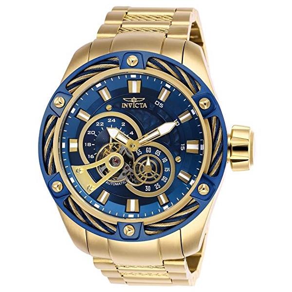 インビクタ 腕時計 INVICTA インヴィクタ 時計 ボルト Invicta Bolt Automatic Blue Dial Mens Watch 26776