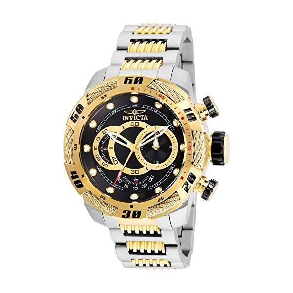 インビクタ 腕時計 INVICTA インヴィクタ 時計 スピードウェイ Invicta Men's 25481 Speedway Quartz Multifunction Black Dial Watch