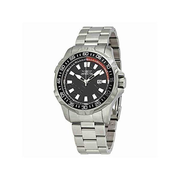 インビクタ 腕時計 INVICTA インヴィクタ 時計 プロダイバー Invicta Men's 25783 Pro Diver Quartz 3 Hand Black Dial Watch