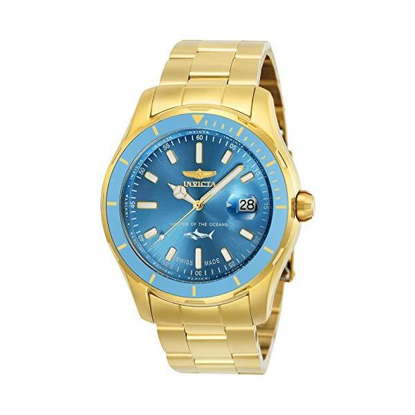 インビクタ 腕時計 INVICTA インヴィクタ 時計 プロダイバー Invicta Men's 'Pro Diver' Quartz Stainless Steel Casual Watch, Color:Gold-Toned (Model: 25813)