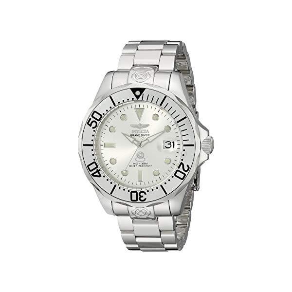 インビクタ 腕時計 INVICTA インヴィクタ 時計 プロダイバー Invicta Men's 13937 Pro Diver Automatic Silver Dial Stainless Steel Watch