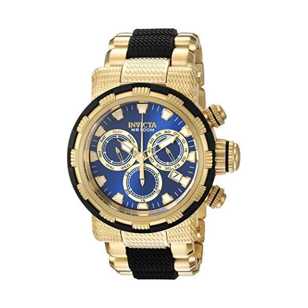 インビクタ 腕時計 INVICTA インヴィクタ 時計 スペシャリティ Invicta Men's 'Specialty' Quartz Stainless Steel Watch, Color:Two Tone (Model: 23979)