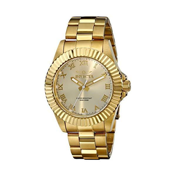インビクタ 腕時計 INVICTA インヴィクタ プロダイバー メンズ 男性用 16739 Invicta Men's 16739 Pro Diver Analog Display Swiss Quartz Gold Watch