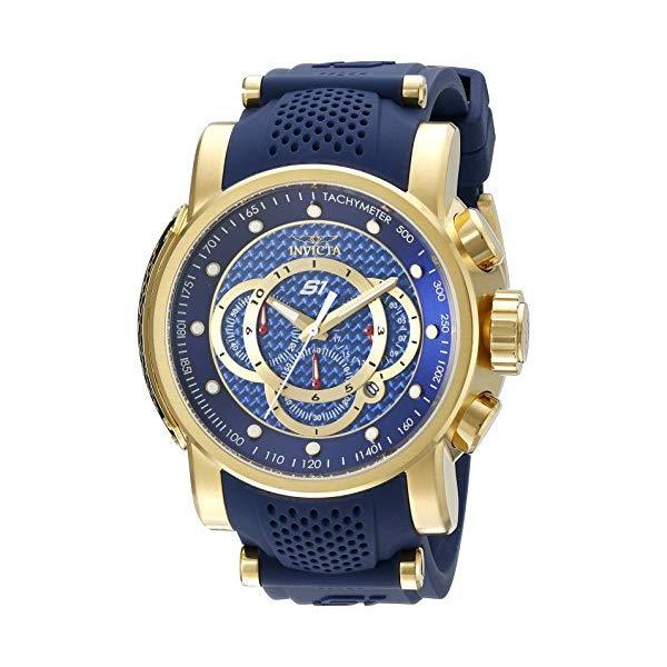 インビクタ 腕時計 INVICTA インヴィクタ S1ラリー メンズ 男性用 19330 Invicta Men's 19330 S1 Rally Analog Display Quartz Blue Watch