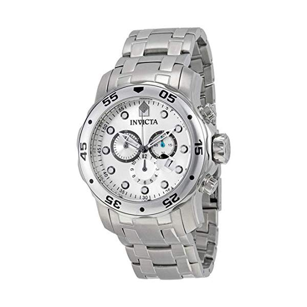 <title>オンライン限定商品 インビクタ 腕時計 INVICTA インヴィクタ プロダイバー メンズ 男性用 0071 Invicta Men's Pro Diver Collection Chronograph Stainless Steel Watch</title>