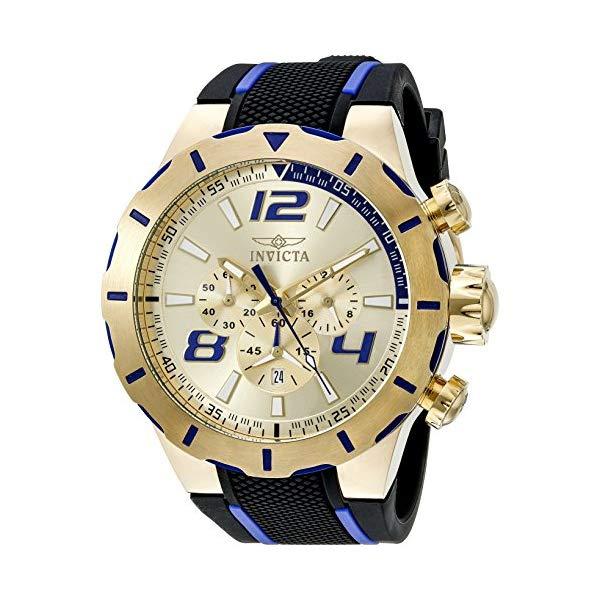 <title>ブランド買うならブランドオフ インビクタ 腕時計 INVICTA インヴィクタ S1ラリー メンズ 男性用 20107 Invicta Men's S1 Rally Analog Display Japanese Quartz Black Watch</title>