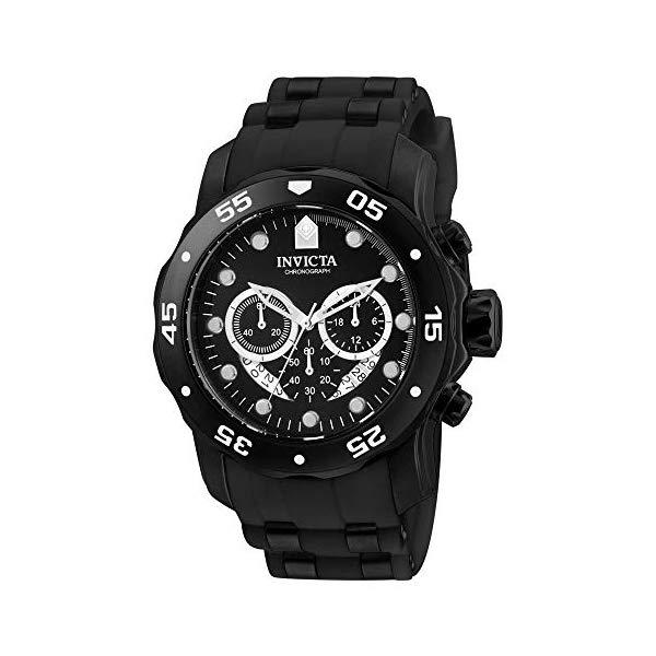 インビクタ 腕時計 INVICTA インヴィクタ プロダイバー メンズ 男性用 6986 Invicta Men's 6986 Pro Diver Collection Chronograph Black Watch