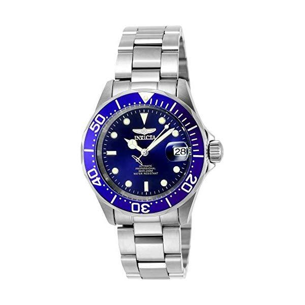 インビクタ 腕時計 INVICTA インヴィクタ プロダイバー メンズ 男性用 9094 Invicta Men's 9094 Pro Diver Collection Stainless Steel Automatic Dress Watch with Link Bracelet