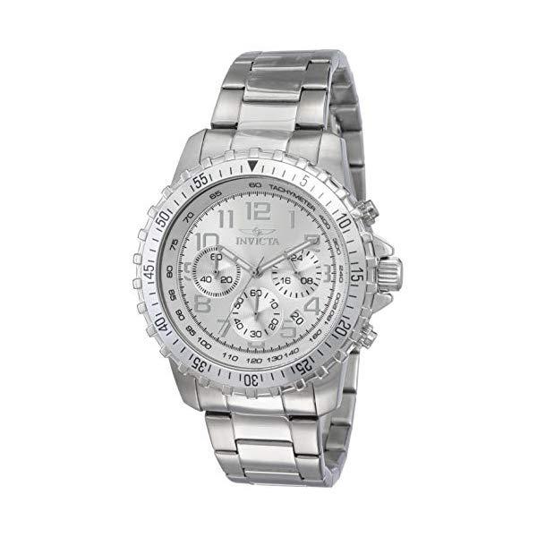インビクタ 腕時計 INVICTA インヴィクタ スペシャリティ メンズ 男性用 6620 Invicta Men's 6620 II Collection Chronograph Stainless Steel Silver Dial Watch