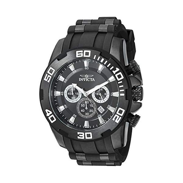 インビクタ 腕時計 INVICTA インヴィクタ プロダイバー メンズ 男性用 22338 Invicta Men's 'Pro Diver' Quartz Stainless Steel and Silicone Casual Watch