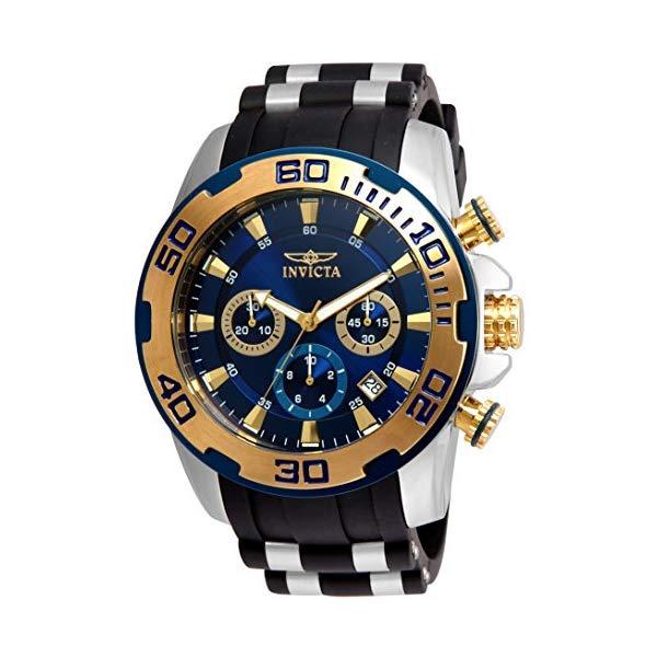 インビクタ 腕時計 INVICTA インヴィクタ プロダイバー メンズ 男性用 22339 Invicta Men's 'Pro Diver' Quartz Stainless Steel and Silicone Casual Watch
