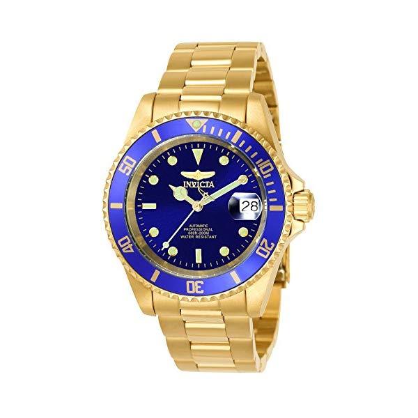 インビクタ 腕時計 INVICTA インヴィクタ プロダイバー メンズ 男性用 8930OB Invicta Men's 8930OB Pro Diver Automatic Gold-Tone Bracelet Watch