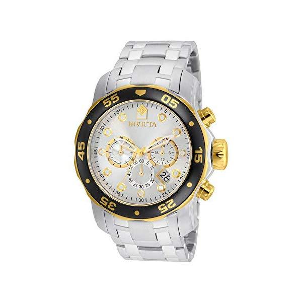 インビクタ 腕時計 INVICTA インヴィクタ プロダイバー メンズ 男性用 80040 Invicta Men's 80040 Pro Diver Stainless Steel Watch with Link Bracelet