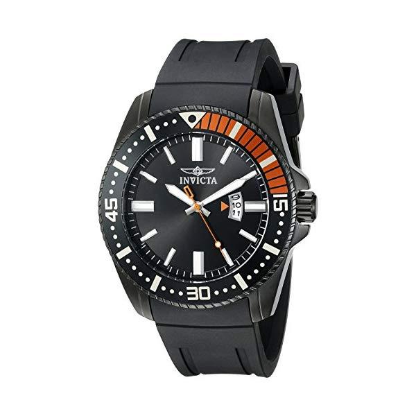 インビクタ 腕時計 INVICTA インヴィクタ プロダイバー メンズ 男性用 21449 Invicta Men's 21449 Pro Diver Analog Display Quartz Black Watch