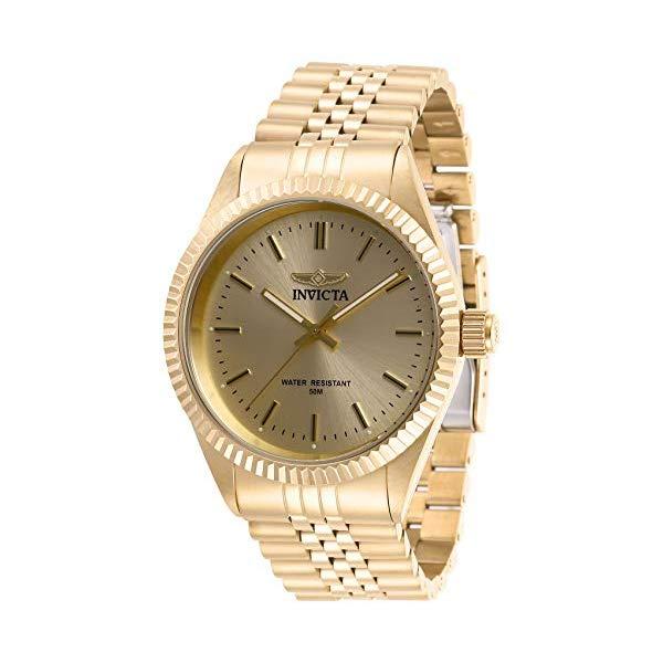 インビクタ 腕時計 INVICTA インヴィクタ スペシャリティ メンズ 男性用 29388 Invicta Specialty Gold Dial Men's Watch 29388