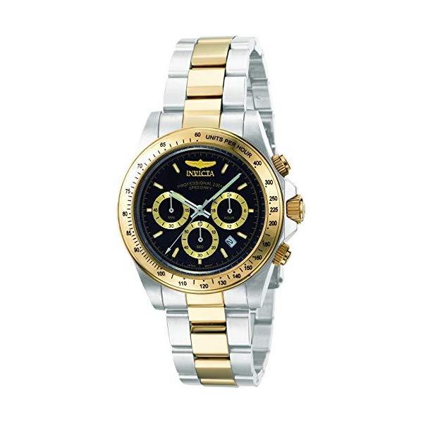 インビクタ 腕時計 INVICTA インヴィクタ スピードウェイ メンズ 男性用 9224 Invicta Men's 9224 Speedway Collection S Series Two-Tone Stainless Steel Watch with Link Bracelet
