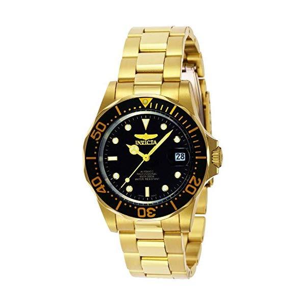 インビクタ 腕時計 INVICTA インヴィクタ プロダイバー メンズ 男性用 8929 Invicta Men's 8929 Pro Diver Collection Automatic Gold-Tone Watch