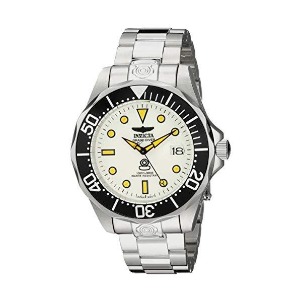 """インビクタ 腕時計 INVICTA インヴィクタ プロダイバー メンズ 男性用 10640 Invicta Men""""s 10640 Pro Diver Diver Buckle 300m Watch"""