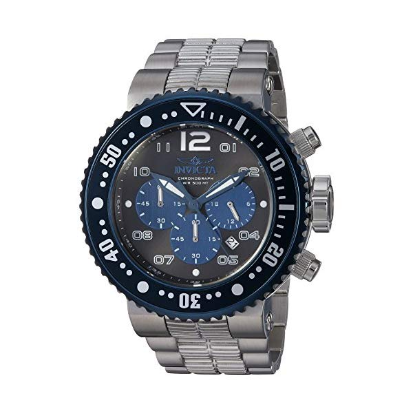 インビクタ 腕時計 INVICTA インヴィクタ プロダイバー メンズ 男性用 25074 Invicta Men's Pro Diver Quartz Watch with Stainless-Steel Strap, Silver, 29.3 (Model: 25074)