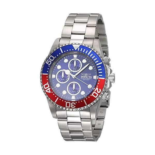 インビクタ 腕時計 INVICTA インヴィクタ プロダイバー メンズ 男性用 1771 Invicta Men's 1771 Pro Diver Collection Stainless Steel Chronograph Watch