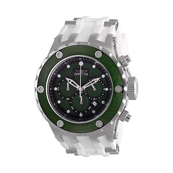 インビクタ 腕時計 INVICTA インヴィクタ スペシャリティ メンズ 男性用 27909 Invicta Men's Specialty Quartz Watch with Stainless Steel Strap, White, 31 (Model: 27909)