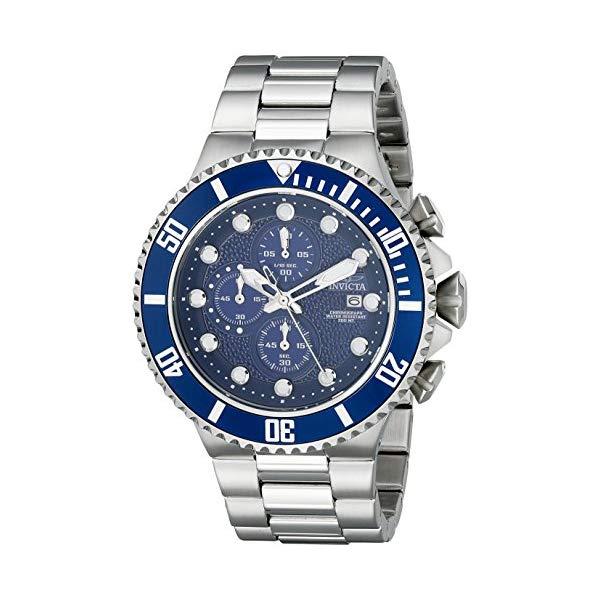 インビクタ 腕時計 INVICTA インヴィクタ プロダイバー メンズ 男性用 18907 Invicta Men's 18907 Pro Diver Analog Display Japanese Quartz Silver Watch