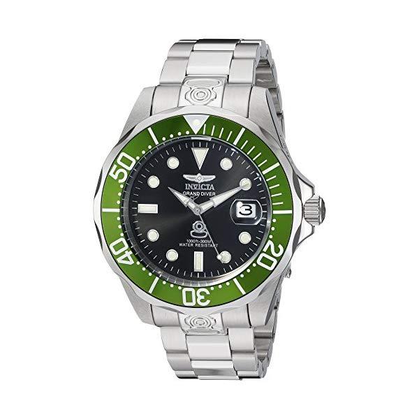 インビクタ 腕時計 INVICTA インヴィクタ プロダイバー グランドイバー メンズ 男性用 3047 Invicta Men's 3047 Pro Diver Collection Grand Diver Automatic Watch