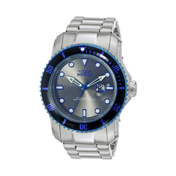 インビクタ 腕時計 INVICTA インヴィクタ プロダイバー メンズ 男性用 15077 Invicta Men's 15077 Pro Diver Analog Display Japanese Quartz Silver-Tone/Gunmetal Watch